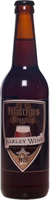 MIdtfyns - Barley Wine