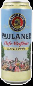 Paulaner - Hefe Weissbier