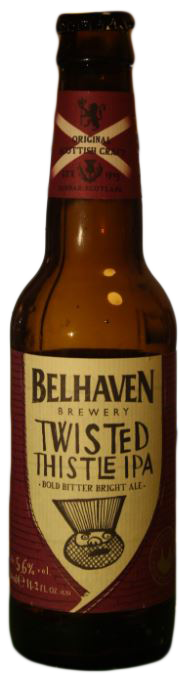 Belhaven - Twisted Thistle IPA