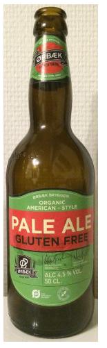 Ørbæk - Pale Ale (Glutenfri)