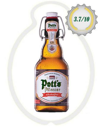 Pott's Alkoholfri Pilsner